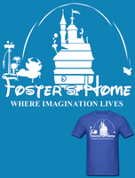 Foster's Home T Shirt by Enlightenup23