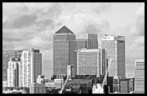 London scape by TheRafflesia