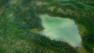 green lake by BCMountainClimber