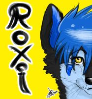 Roxi The Fox by RoxiBeFox
