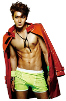 SiWon (Mr Simple) (PNG) by capsvini