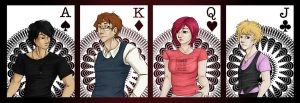 Demon's Lexicon Cards by mimetic-heresy