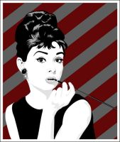 Audrey Hepburn by privodevat