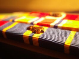 Military Ribbons by aguba