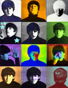 The Beatles...With Effects. by AyameLawliet