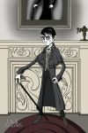 Grim Classics: Barnabas Collins by Jefferson-Apgar