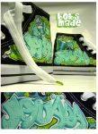 Bobsmade_shoes-graffiti by Bobsmade