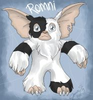 Romni the Mogwai by ShadowedFate