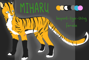Miharu sheet by DarkBroken