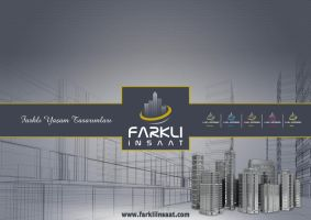 Farkli Insaat Catalog Cover By Zarif BALCI by zarifbalci
