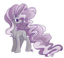 Nightmare Rarity by Shellsweet