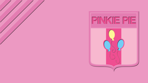 Shield of Pinkie Pie - Wallpaper by TheSharp0ne
