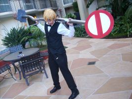 Shizuo at ALA by xxx-TeddyBear-xxx