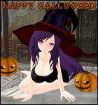 Happy Halloween 2014 by Morphy-McMorpherson
