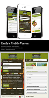 Mobile website by cold-wind-of-death