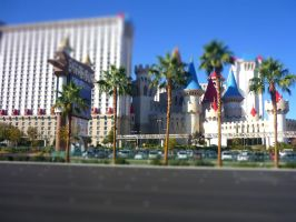 Tilt Shift VEGAS Project 3 by MowCroft