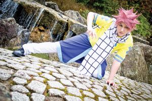 Natsu - Not done yet by stormyprince