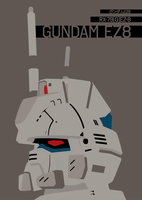 RX 79[G] Ez8 Gundam by ShinSoulThief
