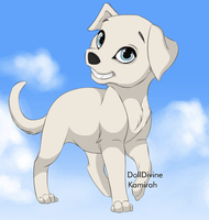 Dakota The Talbot by DixieDevated