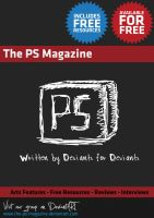 The-PS-Magazine Edition 2 by UJz