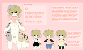 Shelby Ref by Shelbees