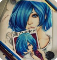 Touka by Telemaniakk