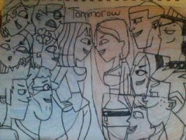 Guess whts tommorw? by Totaldramazmama