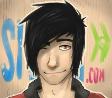 anthony padilla by re-flamed