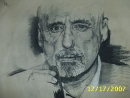 Dennis Hopper 72 Percent WIP by KBK