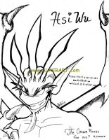 Hsi Wu- the Crowd Loves You by alaer