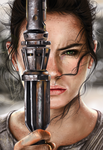 Rey by laracremon
