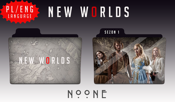New Worlds ICONS by n8ne