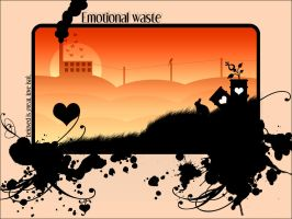 Emotional waste by MStegeman