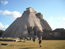 Uxmal by arionquill