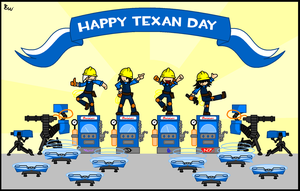 TF2: HAPPY TEXAN DAY by Edge14