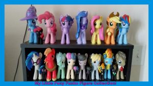 MLP Funko Figure Collection! by Vesperwolfy87
