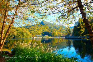 Lake Lure  7690 by TommyPropest-Candler