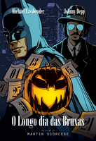 Batman - Fictional film poster 1 by CrisVector