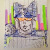Soundwave g1 by willowilson