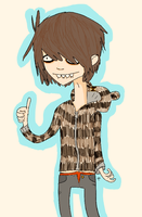 Rigby, Unbuttoned. by MurdocIsLove