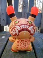 Custom Dunny back by missmonster