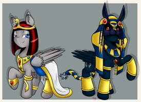 Nightmare Night costumes by Akashasi