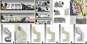 Collective housing 2D by vssh
