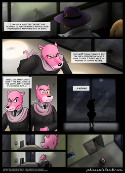 AGENCY DAY 3: Act III pg22 by JediAnnSolo