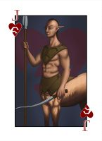 Jack of Hearts by Kaiazes