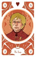 game of Thrones' cards | Ace Tyrion Lannister by SimonaBonafiniDA