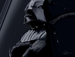 Darth Vader and Emperor by RSTrovato