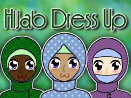 Hijab Dress Up Game by xVanyx
