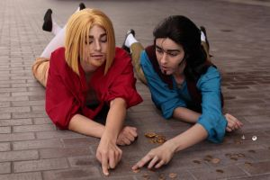 El Dorado's Tulio and Miguel - Tax Evasion by TheSinisterLove