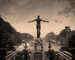 UP oblation by kedomingo